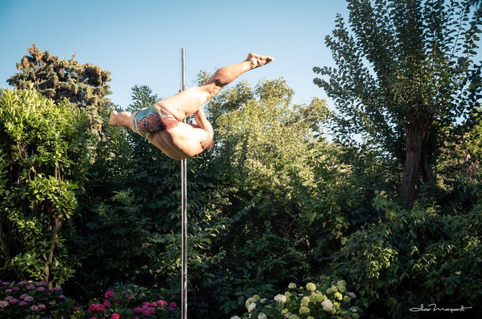 A Pole in the Garden